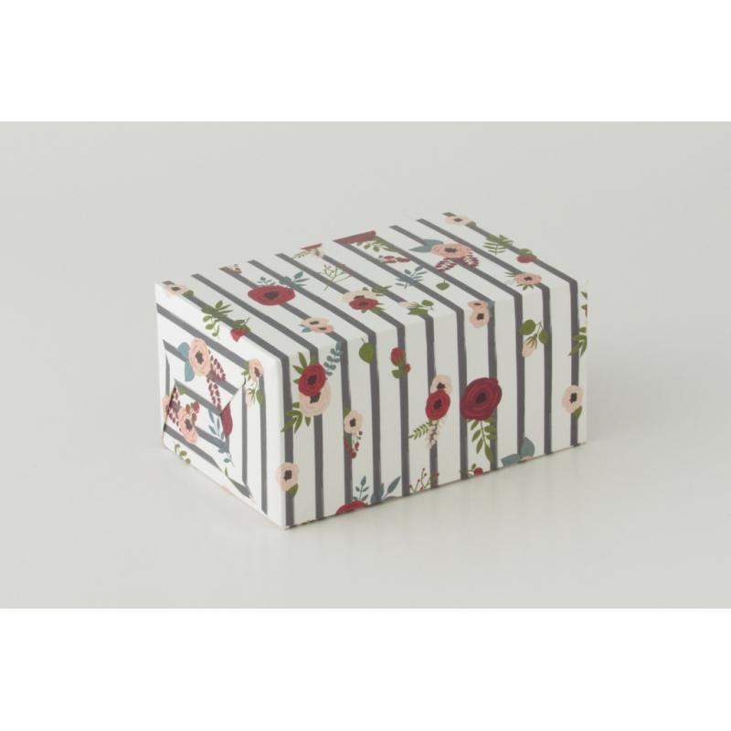 Коробка на 2 кекса без окна