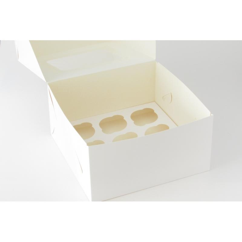 Коробка на 9 кексов