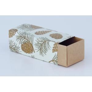 Коробка для макарон средняя