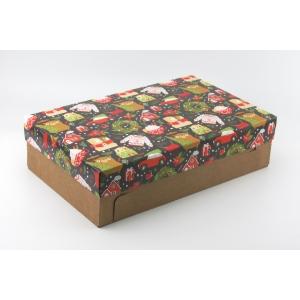 Коробка на 15 кексов