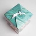 Коробка складная «Волшебство нового года», 18 × 18 × 18 см