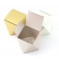 Бонбоньерка-бриллиант из дизайнерского картона