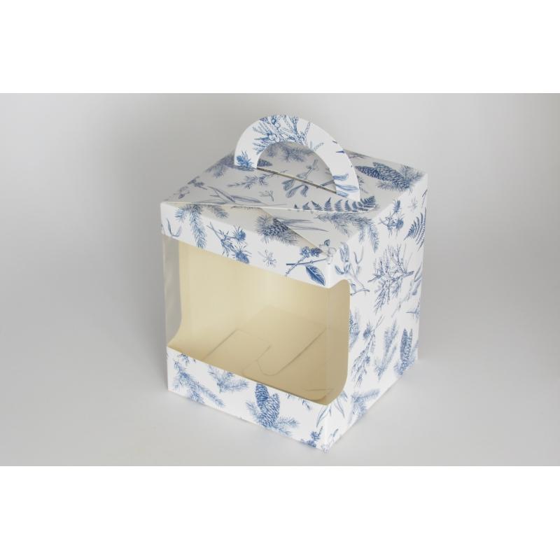 Коробка для пряничного домика
