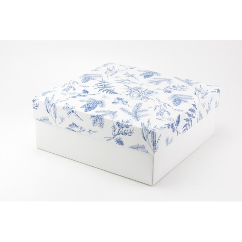 Коробка для подарка 25*25*10 см