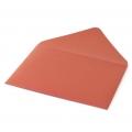 Конверт С6 перламутровый (красный)