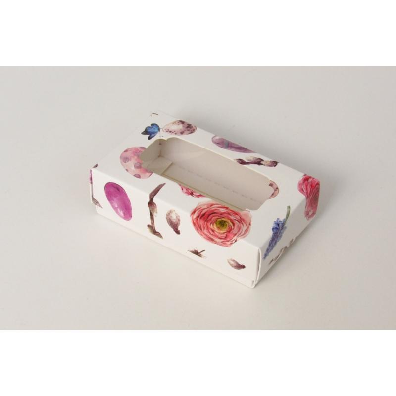 Коробка для мыла с окном