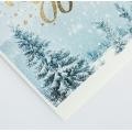 Открытка на акварельном картоне «Самое время для чуда», тиснение, 10.7 × 8.8 см