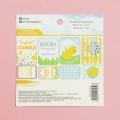 """Набор карточек для творчества с фольгированием """"Светлой Пасхи"""", 10 х 10.5 см"""