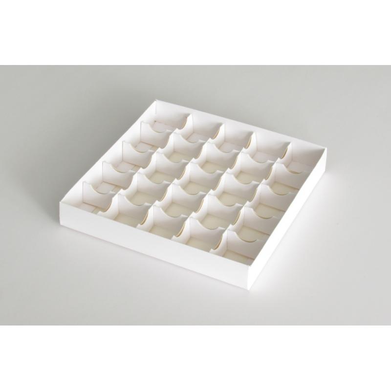 Разделитель для конфет на 25 ячеек