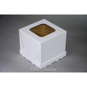 Коробка для торта 2-3 кг