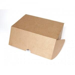 Коробка бурая большая