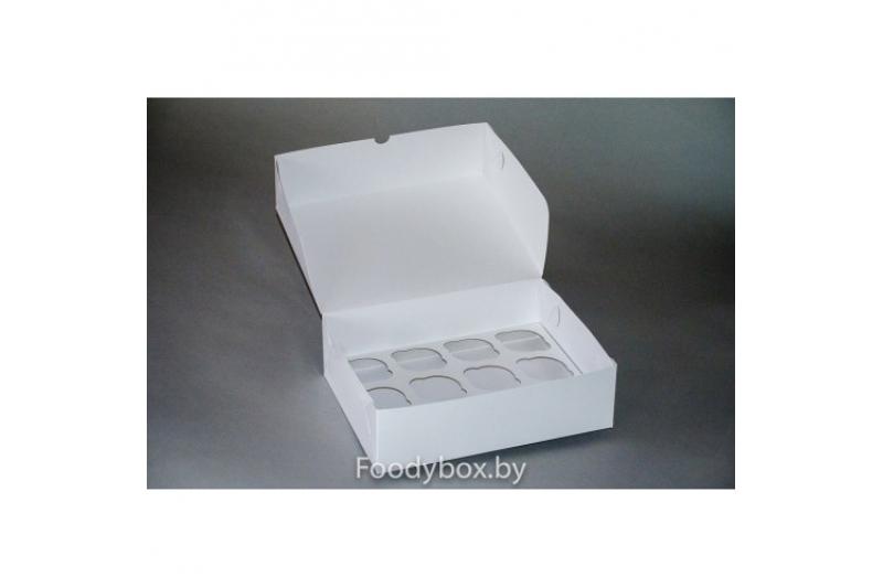 Коробка на 12 кексов