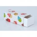 Сборка коробки для макарон средней